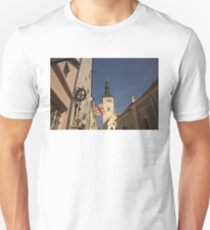 St Olaf's Church Tallinn Unisex T-Shirt