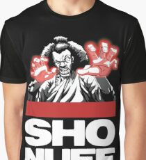 Sho Nuff old school  Graphic T-Shirt