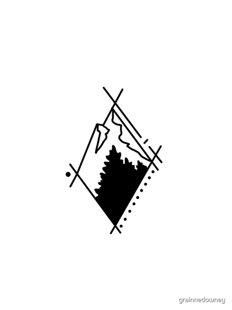 Diamond Mountain by grainnedowney