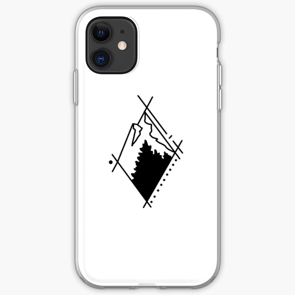 Diamond Mountain iPhone Case & Cover