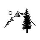 Tree Mountain by grainnedowney