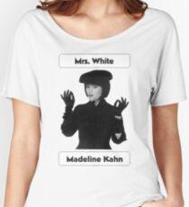 Mrs. White - Madeline Kahn Women's Relaxed Fit T-Shirt