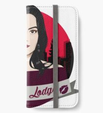 Veronica Lodge - Camila Mendes. Riverdale iPhone Wallet/Case/Skin