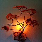Wall Mount Bonsai Tree by coppertrees