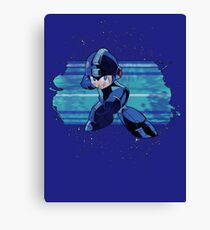 Mega-Man Canvas Print