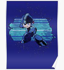 Mega-Man Poster