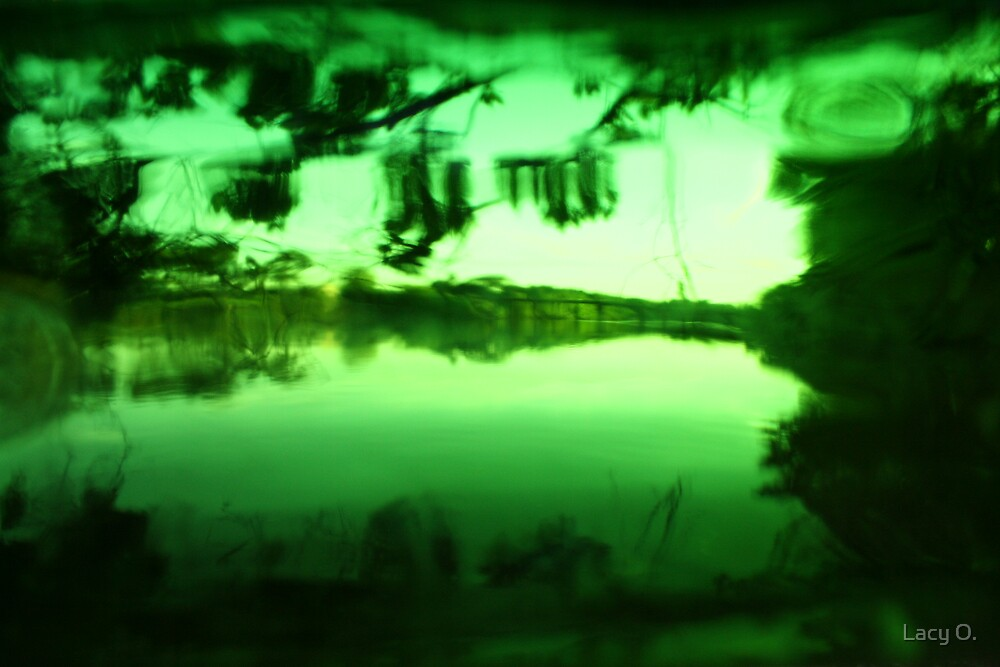 green bayou by Lacy O.