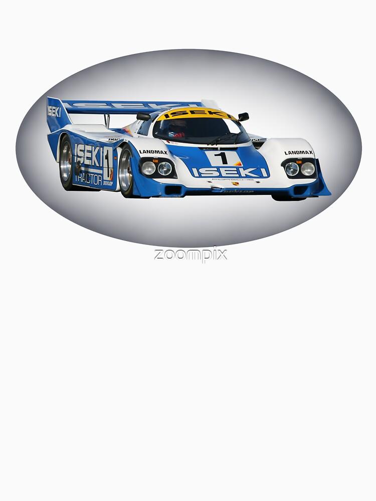 Porsche 956C by zoompix