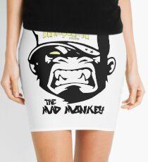 Gangster - Thug - Monkey Cartoon - Delinquent Nato Mini Skirt