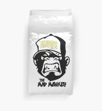 Gangster - Thug - Monkey Cartoon - Delinquent Nato Duvet Cover