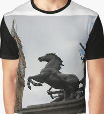 London Skies  Graphic T-Shirt