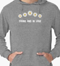 Lana Del Rey Young and in Love Lightweight Hoodie