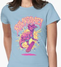Rawrsome Womens Fitted T-Shirt