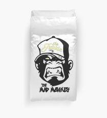 Ink Junkie - Tattoo Art - Monkey Cartoon Duvet Cover