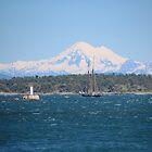 Mount Baker & Clipper by AnnDixon