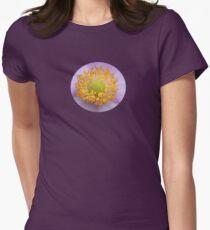 Anemone - JUSTART © Womens Fitted T-Shirt