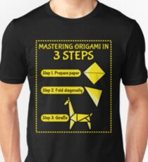 Funny Origami  T-Shirt