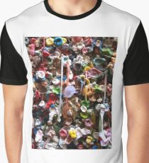 Seattle Gum Wall Graphic T-Shirt