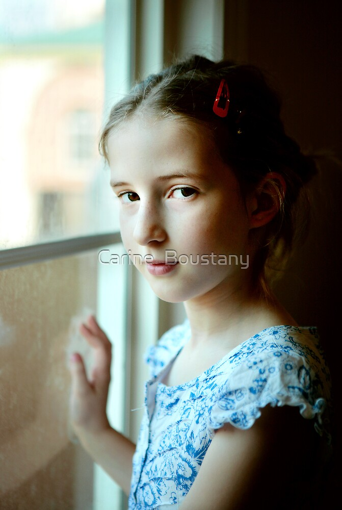 Innocence  by Carine  Boustany