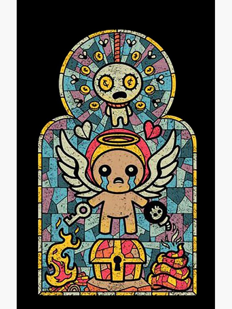 The binding of isaac Afterbirth by Withice