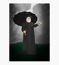 The Devil's Rain Photographic Print