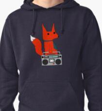 music fox Pullover Hoodie