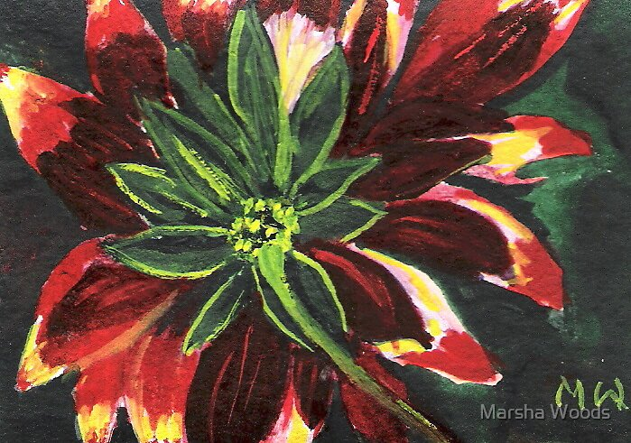 DEEP VELVET by Marsha Woods