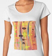 colourful art  Women's Premium T-Shirt