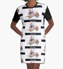 Ginger Beer by Tony Fernandes Graphic T-Shirt Dress