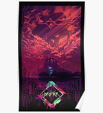 Hyper Licht Poster