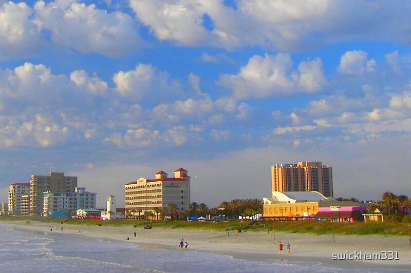 Jacksonville Beach, FL by swickham331