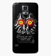 Majoras Maske - Treffen mit einem schrecklichen Schicksal Hülle & Klebefolie für Samsung Galaxy