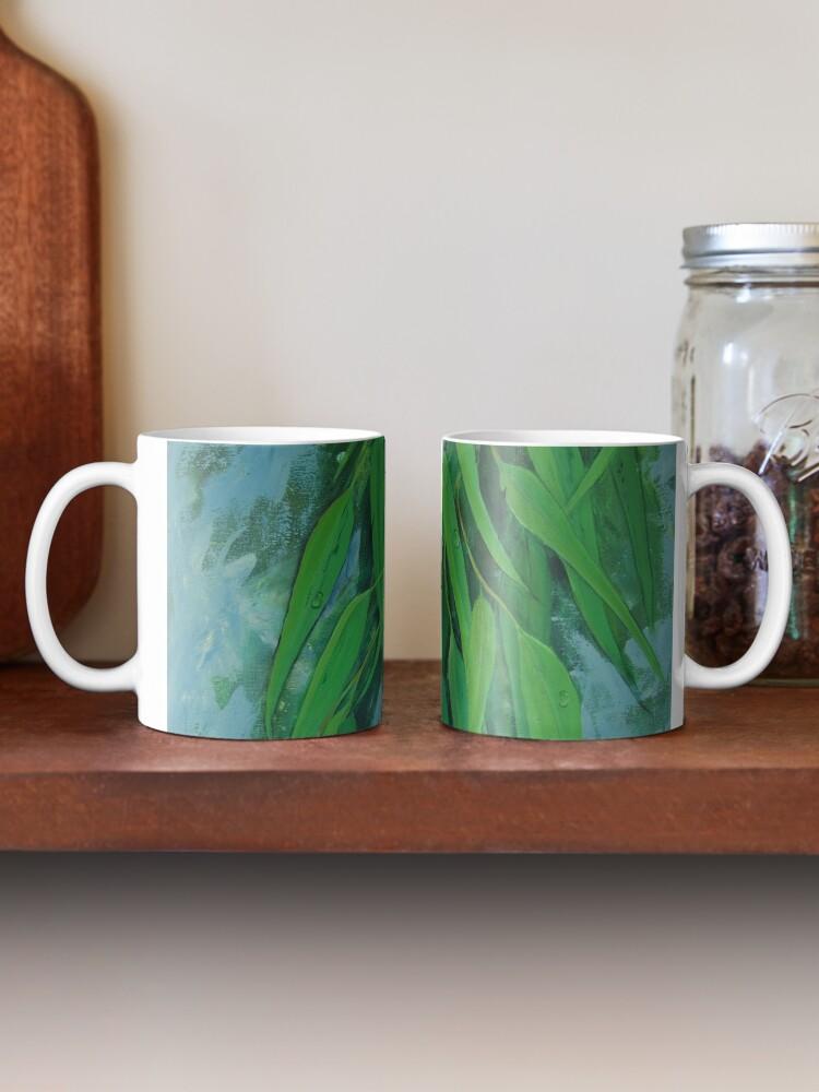 Alternate view of Fresh Eucalyptus Mug