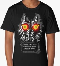 Majoras Mask - Meeting With a Terrible Fate Long T-Shirt