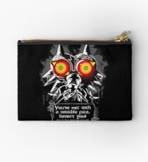 Majoras Mask - Meeting With a Terrible Fate Studio Pouch