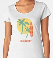 Surfers Paradise T-Shirt Women's Premium T-Shirt