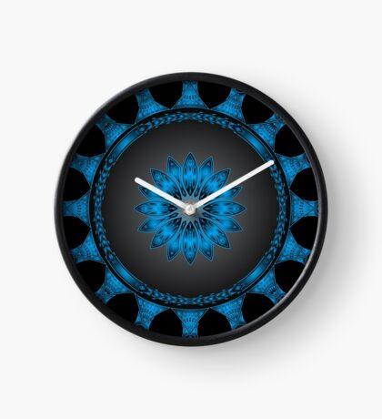 Tribal Gathering  Clock