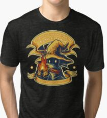 Strong Independent Black Mage Tri-blend T-Shirt