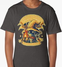 Strong Independent Black Mage Long T-Shirt