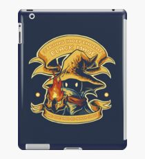 Strong Independent Black Mage iPad Case/Skin