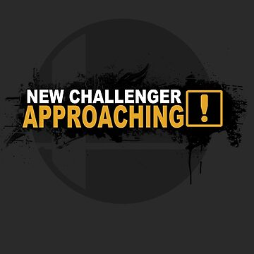 A New Challenger Approaching by tchuk
