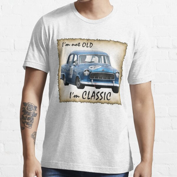 Who's Old !! Essential T-Shirt