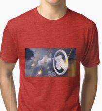 Soaring Thunderbirds Tri-blend T-Shirt