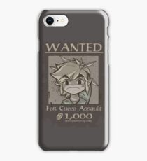 Wanted - Cucco Assault iPhone Case/Skin