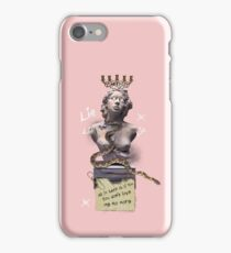 Hopeless Fountain Kingdom Lie Lyrics iPhone Case/Skin