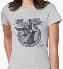 Toothless Fishing Company Women's Fitted T-Shirt