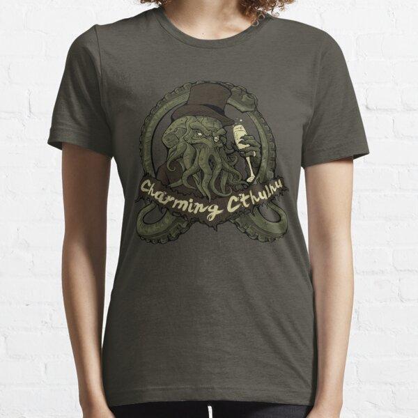 Charming Cthulhu Essential T-Shirt