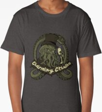 Charming Cthulhu Long T-Shirt