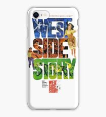 West Side Story movie poster iPhone Case/Skin