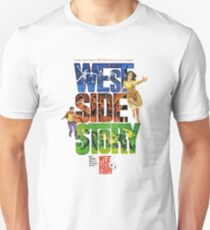 West Side Story movie poster T-Shirt